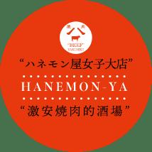 ハネモン屋女子大店